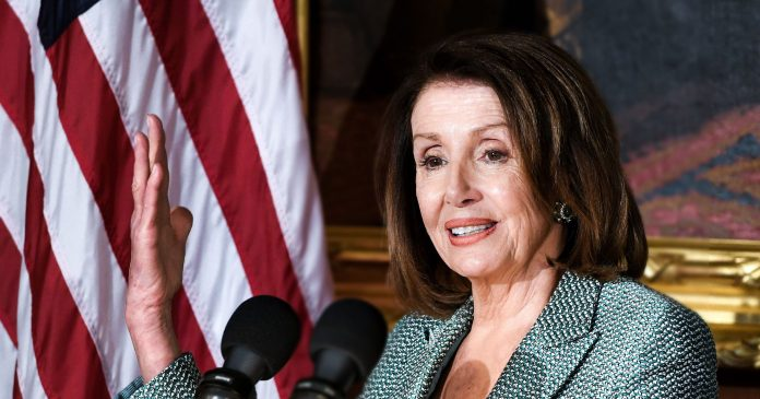 Nancy Pelosi Promises She Won't Let The Mueller Report Stay Classified