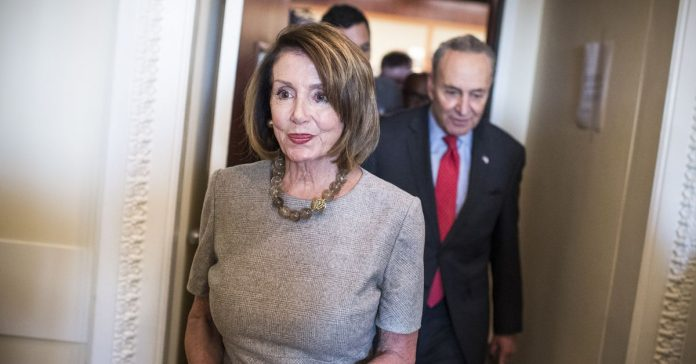 Nancy Pelosi and Chuck Schumer aren't satisfied with AG Bill Barr's readout of the Mueller report