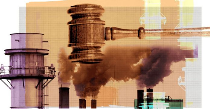 Pay attention to the growing wave of climate change lawsuits