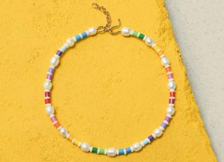 Hop Into Spring With A Fresh Collection Of Colorful Jewelry
