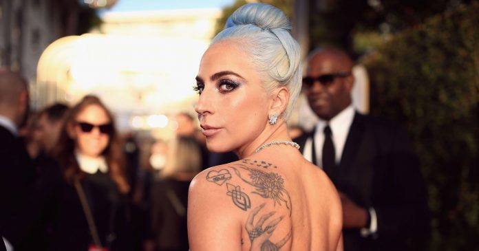 A Guide To Lady Gaga's Massive Tattoo Collection