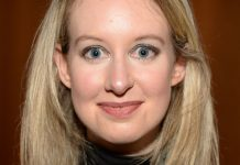 An Ex-Theranos Employee Is Responsible For Elizabeth Holmes' Black Turtleneck