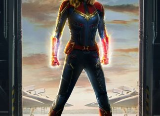 Captain Marvel hits theaters on March 8, 2019