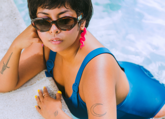Plunge Head First Into Summer With These 15 Low-Back Swimsuits