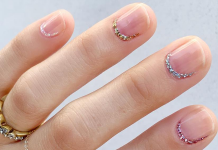 This Breakout Nail-Art Trend Was Made For Minimalists