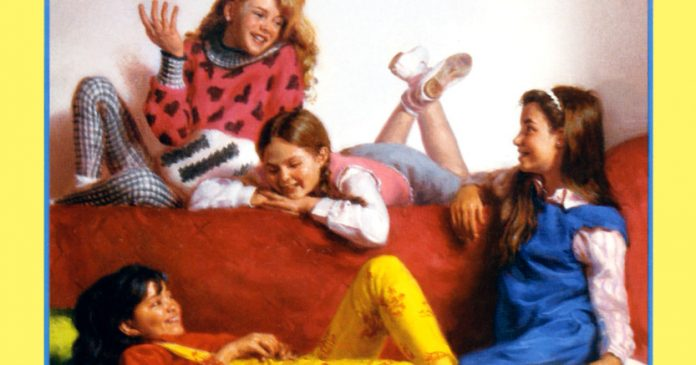 The Baby-Sitter's Club is coming to Netflix