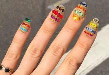 8 Bejeweled Nail Looks To Inspire Your Mardi Gras Mani