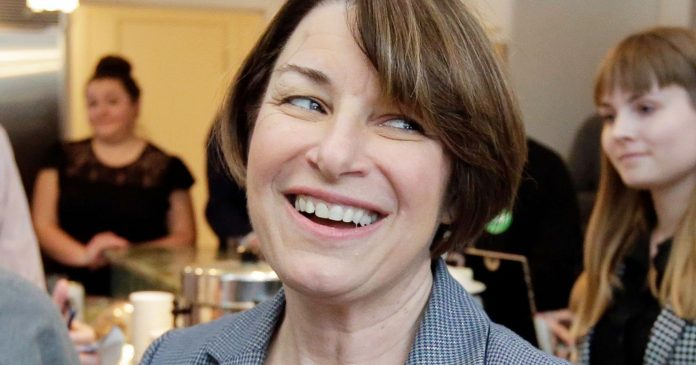 Amy Klobuchar Joked About The Salad-Comb Incident