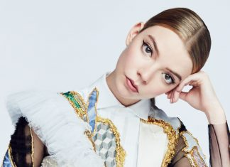 Anya Taylor-Joy Dyed Her Hair In A Chipotle Bathroom Once