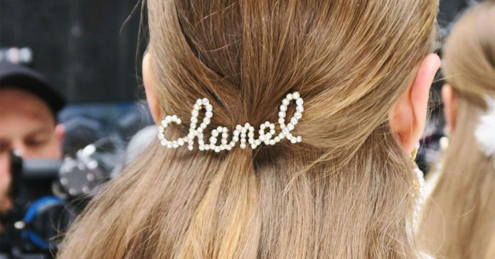 Chanel Just Served Up The Dreamiest Half-Up Bridal Hair