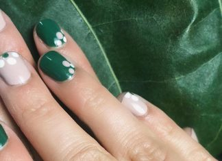 The Green Manicure Is Spring's Chicest — & Most Unexpected — Accessory