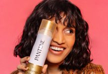 The Non-Sticky Drugstore Hairspray We Swear By