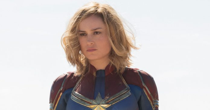 Mohawks, Highlights, & '90s Hair: Inside Brie Larson's Captain Marvel Makeover