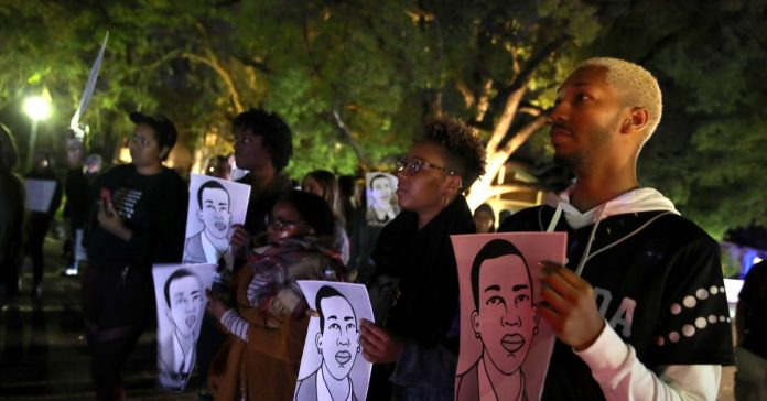 Why Sacramento is still protesting Stephon Clark's death, one year later