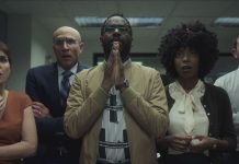 Comedy Central's Corporate brilliantly satirizes living in an era of constant tragedy