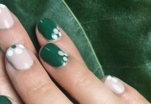 The Cutest Green Nail Art For A St. Patty's Day Manicure That's Actually Chic