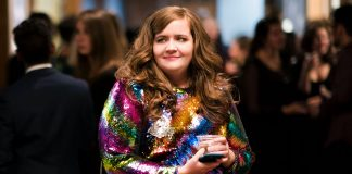 """Aidy Bryant's Shrill Looks Had To Be Custom-Made Because Plus Fashion Is A """"Dead Zone"""""""