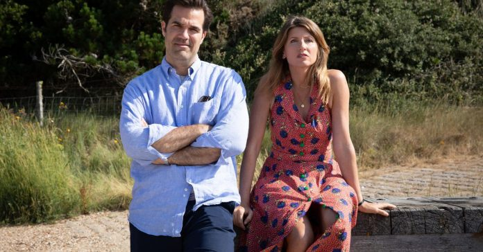 Catastrophe's final scene is perfect