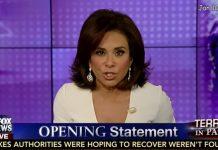 Fox News pulls Jeanine Pirro show after her Islamophobic remarks