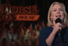 Kirsten Gillibrand officially launches her 2020 presidential bid