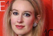 The Real Reason Elizabeth Holmes Always Wears Dark Eye Makeup