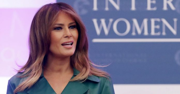 A fake Tom Ford quote about Melania Trump is going viral on Twitter
