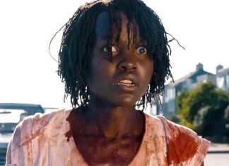 Us is Jordan Peele's thrilling, blood-curdling allegory about a self-destructing America
