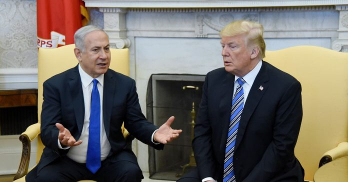 Trump just made a highly controversial decision about Israel — again
