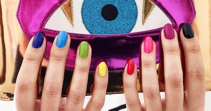 9 Nail-Art Trends Blowing Up On Instagram Right Now