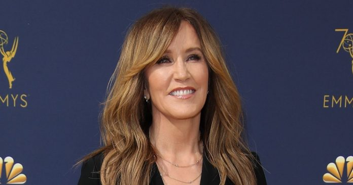 The Real Meaning Behind Felicity Huffman's New Courthouse Look