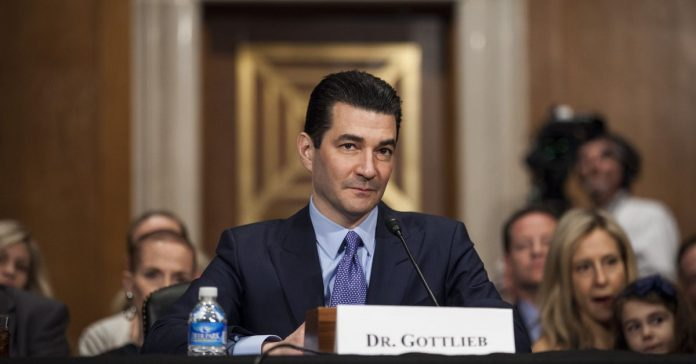 Scott Gottlieb's last word as FDA chief: Juul drove a youth addiction crisis