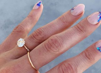 10 Prom Manicures That Are So Much Cooler Than A French Tip