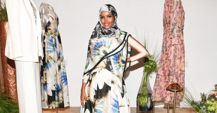 Halima Aden Wants More Brands to Embrace the Modest Fashion Market