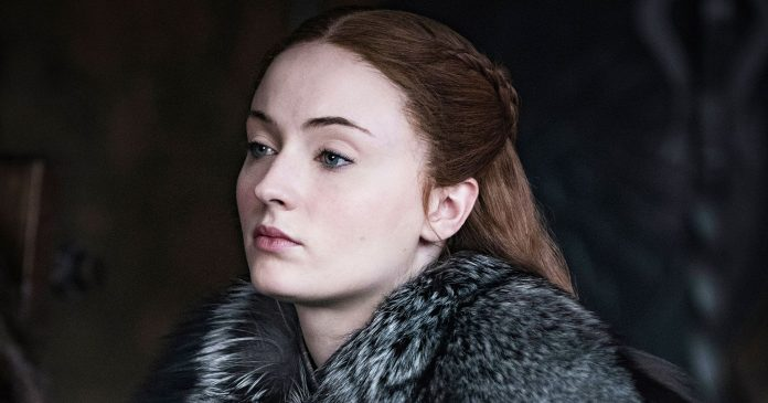 Sansa Stark's Hair Evolution Is Worthy Of Its Own Throne
