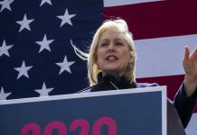 Kirsten Gillibrand used to have moderate positions on immigration and guns. Voters want to know why she's changed.