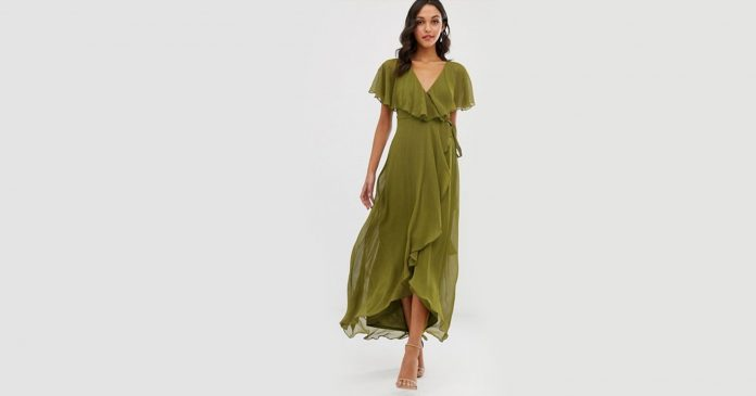Be The Most Stylish — And Thriftiest —Bridesmaid In One Of These Under-$100 Dresses