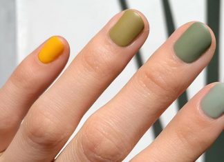 The Gradient Manicure Is Everyone's Favorite Spring Accessory