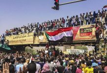 Sudan's longtime leader was ousted in a military coup. Protesters still want democracy.