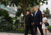 Trump leaves door open for third North Korea summit