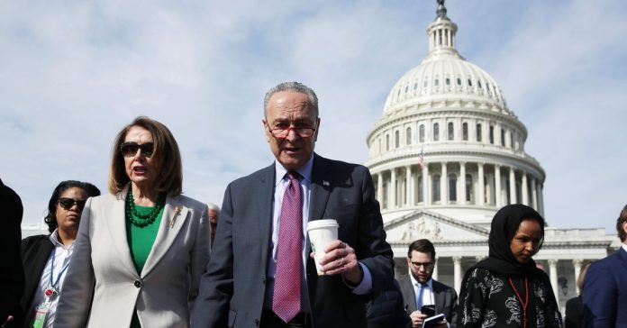 Nancy Pelosi and Chuck Schumer want Robert Mueller to testify to Congress