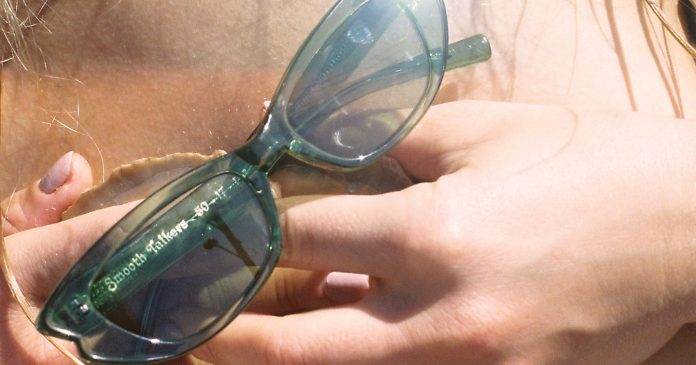 7 Sunglasses Trends To Wear This Summer