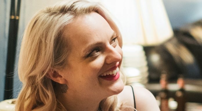 The Tiny Detail You Missed From Elisabeth Moss' Look In Her Smell