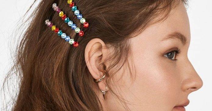 27 Barrettes That've Come A Long Way From '90s Butterfly Hair Clips