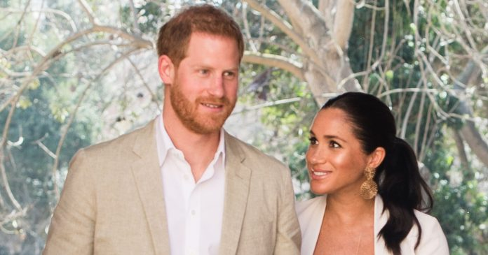 Are Prince Harry & Meghan Markle Getting A Manny?