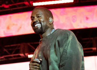 Yeezus Walks: Kanye West Brings His Sunday Service To Coachella