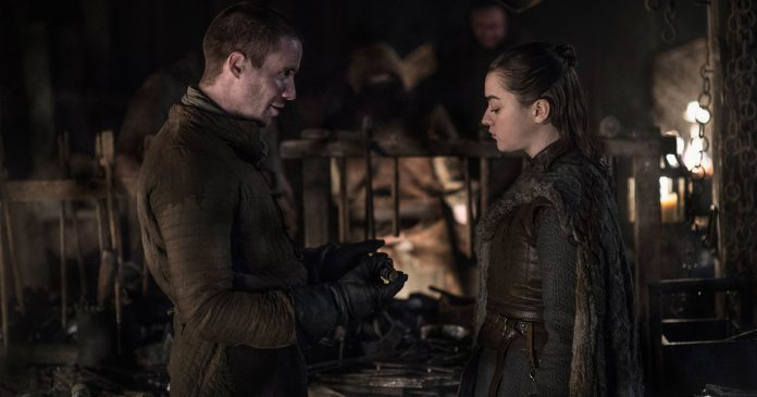 Why GOT's Arya & Gendry Sex Scene Was So Unexpected — & So Damn Hot