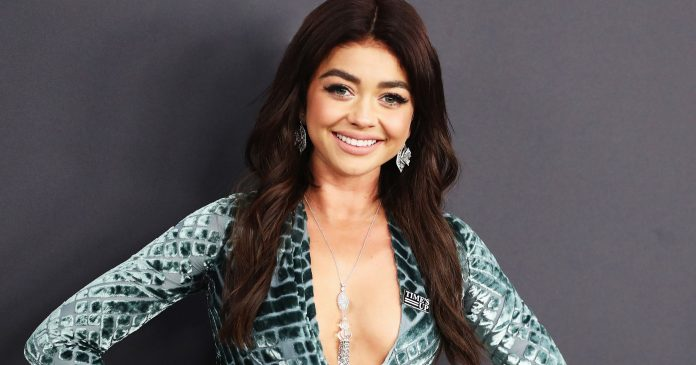 How Sarah Hyland's Self-Care Routine Helped Her Love Her Body