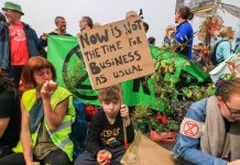 Extinction Rebellion, the climate protesters disrupting London, explained