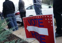 Tennessee state senators passed a bill that could make it harder to register voters