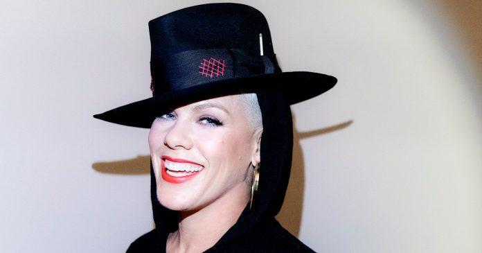 P!nk Still Isn't Taking Any Smack Talk Or Dealing In Fake Feelings On Hurts 2B Human